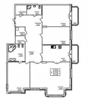ЖК Brilliant House (Бриллиант Хаус)